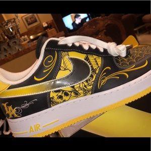 Rare yellow Jordan's
